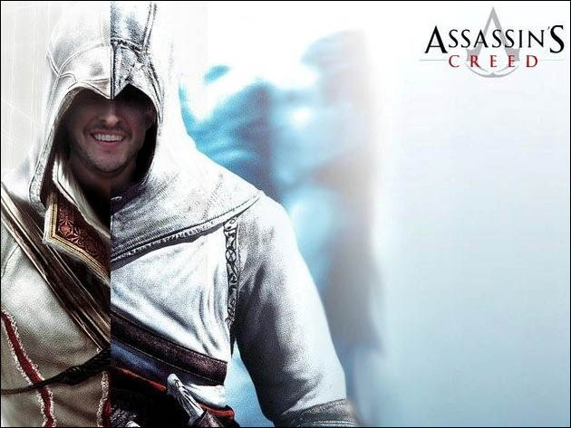 assassins creed bobagento Já ouviu falar do Ridiculously Photogenic Guy?
