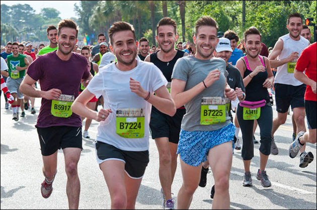 corrida bobagento Já ouviu falar do Ridiculously Photogenic Guy?