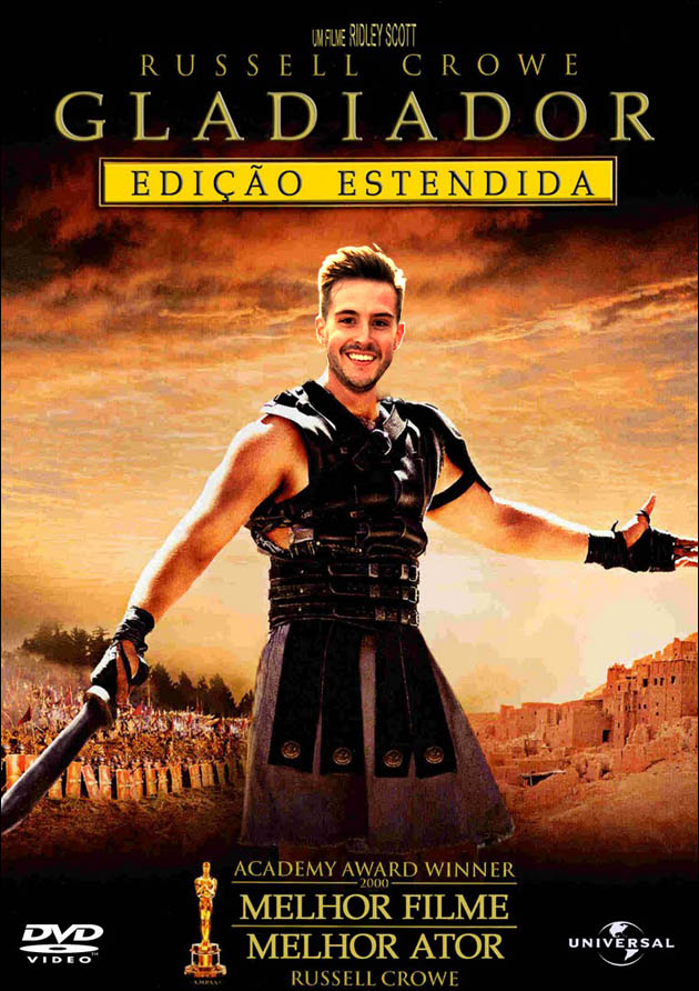 gladiador bobagento Já ouviu falar do Ridiculously Photogenic Guy?