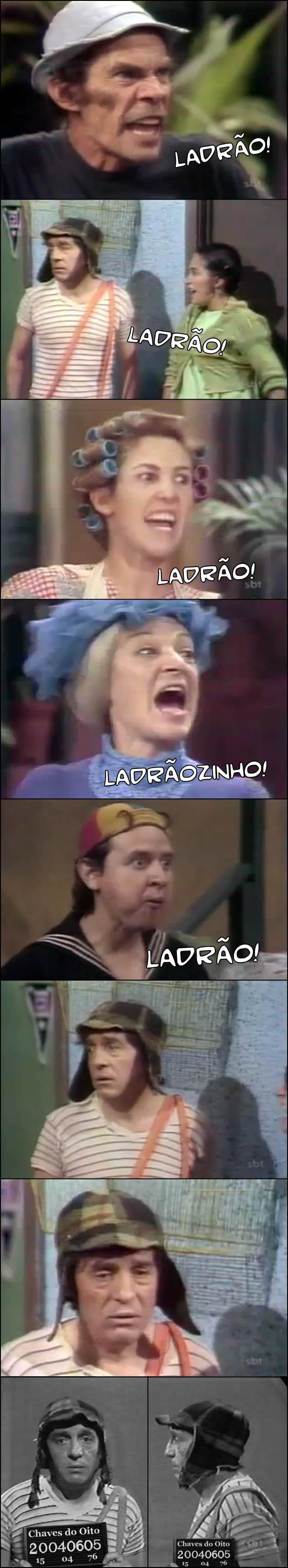 CHAVES LADRO Chaves ladro
