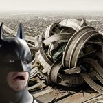 Batman andou usando o Apple Maps