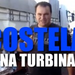 Costela na turbina