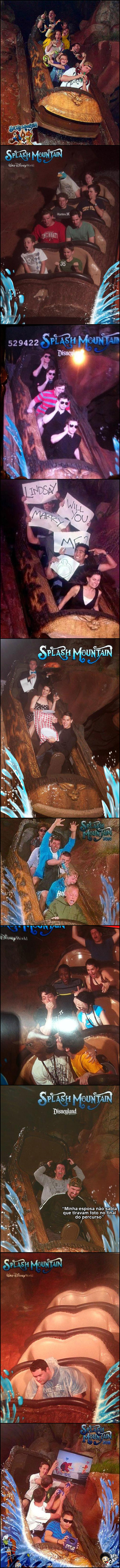 SPLASH MOUNTAIN DA DISNEY