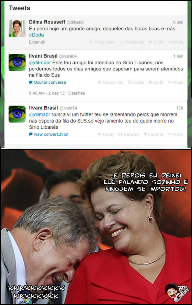 DILMA NO TWITTER