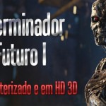 Trailer do Exterminador do Futuro 1 remasterizado ...