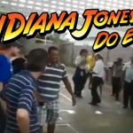 Os Indiana Jones do ENEM 2014 chegando no último m...