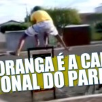 Ipaporanga é a capital nacional do PARKOUR