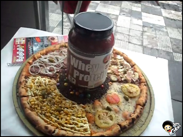 pizza whey
